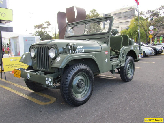 Jeep Willys Min Guerra M38a-1