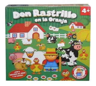 Don Rastrillo En La Granja De Ruibal Educando Full