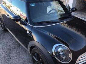 Mini Cooper 1.6 All Black 6vel Aa Mt 2012