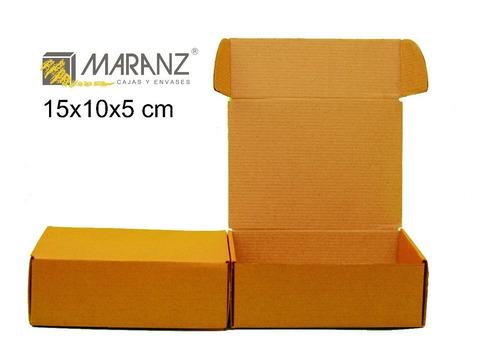 Cajas Y Estuches De Micro Corrugado 15x10x5