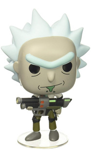 Rick And Morty - Funko Pop - Beth - Netflix - Chase - Pop