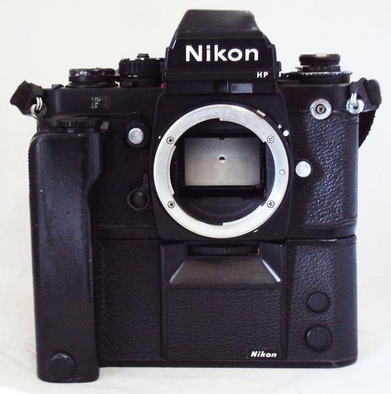 Câmera Nikon F3 Hp Com Motor Md-4