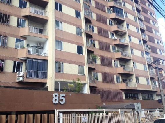 Apartamento Para Venda Em Volta Redonda, Jardim Amália, 2 Dormitórios, 1 Banheiro, 1 Vaga - 093