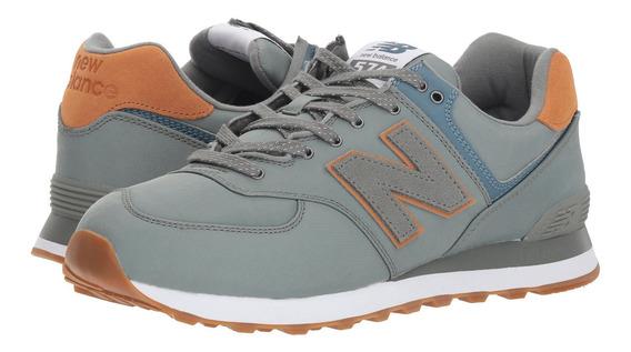 Zapatillas Hombre New Balance ® Verde Originales Hombres