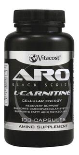 L-carnitina Importada Vitacost 500mg 100caps