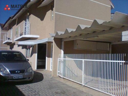 Sobrado Com 3 Dormitórios À Venda, 175 M² Por R$ 390.000,00 - Pilarzinho - Curitiba/pr - So1615