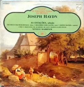Joseph Haydn (enciclopédia Salvat De Os Grandes Temas Da Mús