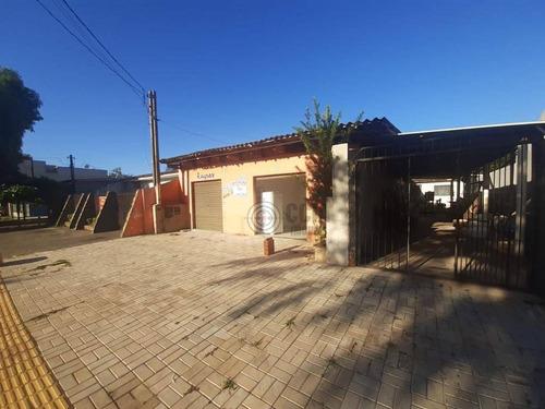 Imagem 1 de 10 de Casa E Salas Comerciais À Venda, Por R$ 450.000 - Jardim São Paulo - Foz Do Iguaçu/pr - Ca0602