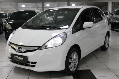 Honda Fit Lx 1.4 Flex !!! Aut!!! 2014!!