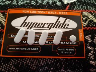 Hyperglide Logitech G305 1 Set