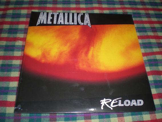Metallica / Reload 2 Lps - Nuevo Cerrado Importado Eu