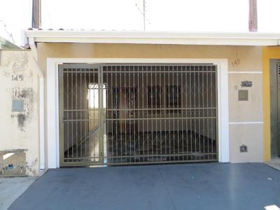 Casa Com 2 Dormitórios Para Alugar, 70 M² Por R$ 1.100/mês - Parque Água Branca - Piracicaba/sp - Ca2849