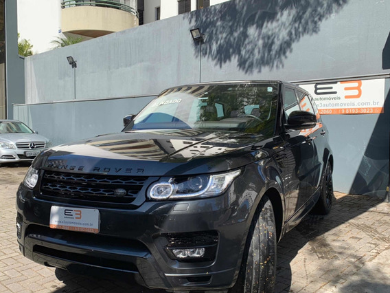Land Rover Range Rover Sport 3.0 Sdv6 Hse 2016 Blindado