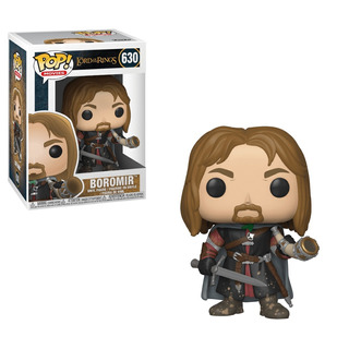 Funko Pop Movies The Lord Of The Rings Boromir #630