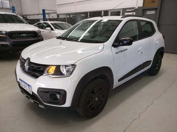 Renault Kwid 1.0 Outsider 2019