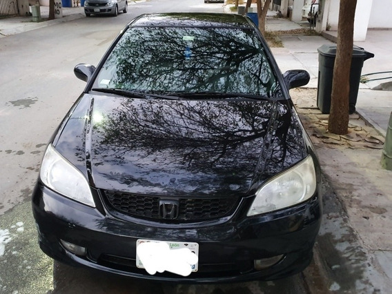 Honda Civic Ex Coupe 5vel Mt 2005