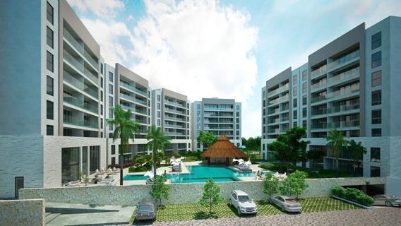 Departamento En Renta En Exclusivo Desarrollo En Cumbres, Cancun