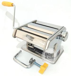 Fabrica De Pasta Linda Cocina Acero Inoxidable Tallarines Lasagna Fideos Caseros Caja Individual Ideal Para Regalo Bz3