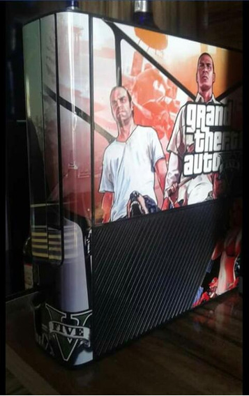 Xbox 360 Modelo Slim