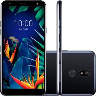 Smartphone Lg K12 Plus Octa-core 32gb Preto - Lmx420bmw