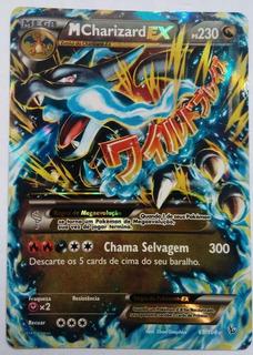Card Pokemon: Mega Charizard Ex #69/106