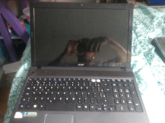 Notebook Acer Aspire 5733z Retirar Peças