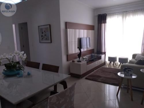 Imagem 1 de 30 de Apartamento A Venda No Bairro Vila Rosália Em Guarulhos - - 705-1