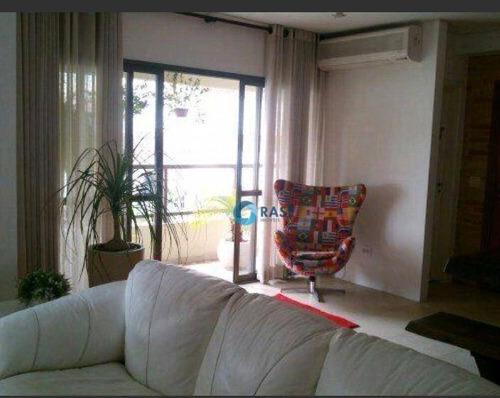 Apartamento À Venda, 131 M² Por R$ 590.000,00 - Morumbi - São Paulo/sp - Ap6317
