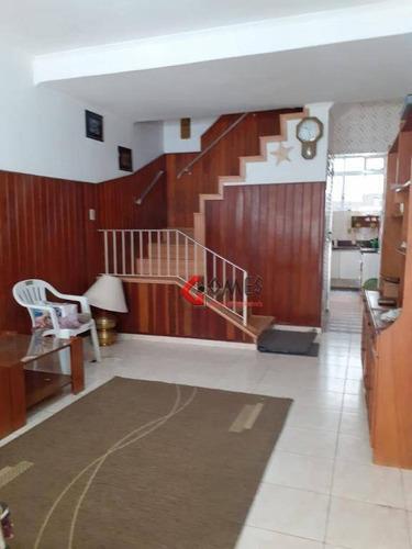 Sobrado Com 2 Dormitórios À Venda, 110 M² Por R$ 430.000,00 - Anchieta - São Bernardo Do Campo/sp - So1110