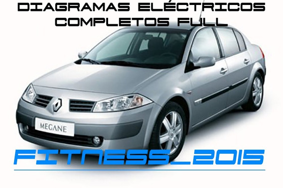Diagramas Electricos Renault Megane 2 Completo Ecus Pin