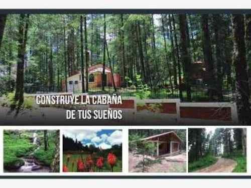Terreno En Venta Disfruta Y Deja Atrás El Estrés De La Ciudad En Medio Del Bosque Real Del Monte