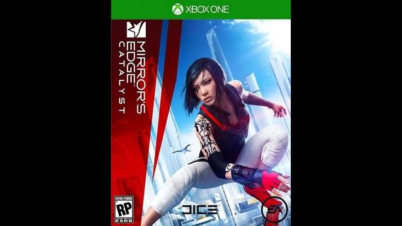 Mirror S Edge Catalyst Xbox One Mídia Física Usado