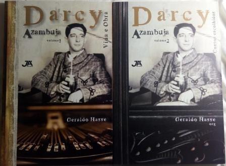 Livros - Darcy Azambuja - Vols I E Ii