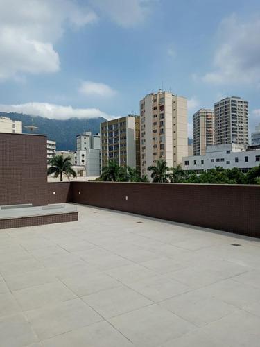 Imagem 1 de 15 de Cobertura Para Venda Em Rio De Janeiro, Tijuca, 2 Dormitórios, 2 Suítes, 2 Banheiros, 1 Vaga - Cob2q926_1-1809554