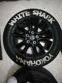 4 Rines 16 5/114 Mazda3, Eclipse, Renult, Sentra, Kia