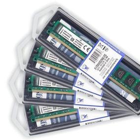 Memória Kingston Ddr2 2gb 800mhz Cl6 Pc2-6400