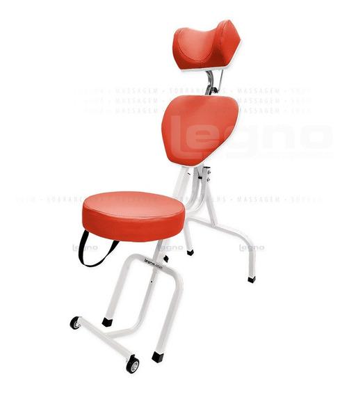 Cadeira De Maquiagem Design De Sobrancelhas Portátil Legno.