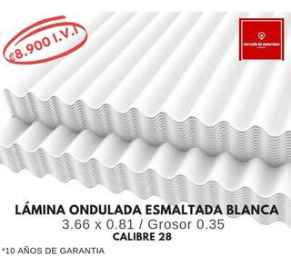 Oferta Lamina Esmaltada Cal.28
