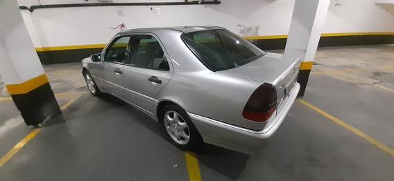 Mercedes-benz Classe C 2.3 Kompressor 4p 1998