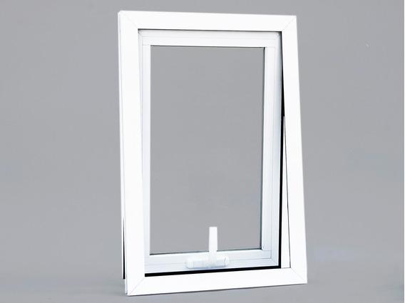 Ventanas De Aluminio De Proyeccion Serie 1400 60x60 Cm