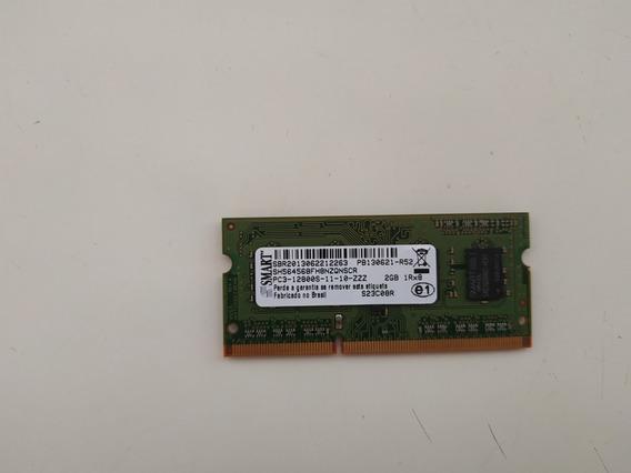 Memoria Ram 2gb Ddr3 Smart