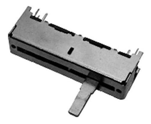 Potenciometro Desl 10kb Sl30v2(eixo 15mm-perc 30m Kit C/5pç