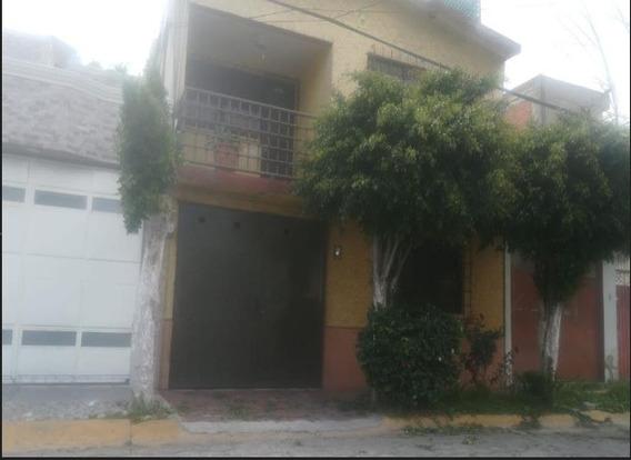 Casa En Venta Fracc. Bosques De Aragon, Nezahualcoyotl