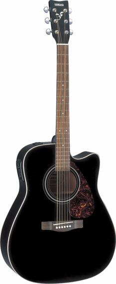 Guitarra Electroacustica Yamaha Fx370 - Cuotas Sin Interés