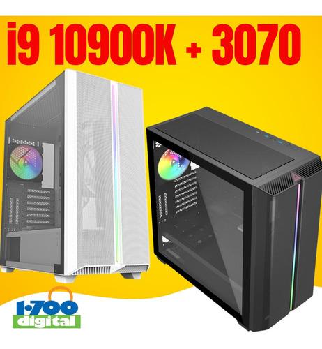 Pc Core I9 10900k 64gb Rtx 3070 Liquido 2 Ssd 850w Y Ryzen