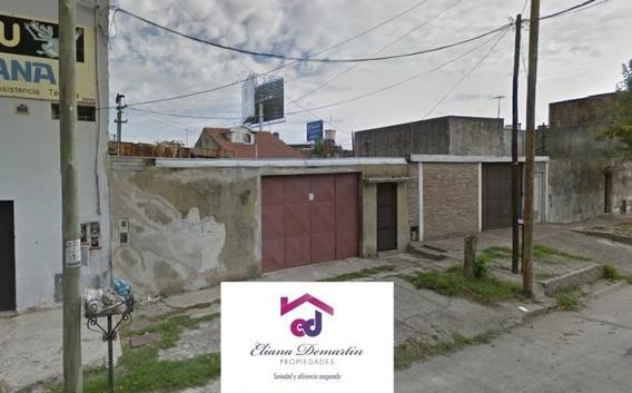 Dock Sud, Avellaneda. Venta De Lote De 600 M2 Con Casa A Refaccionar O Demoler