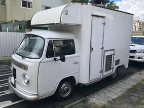 Volkswagen Kombi Kombi Food Truck