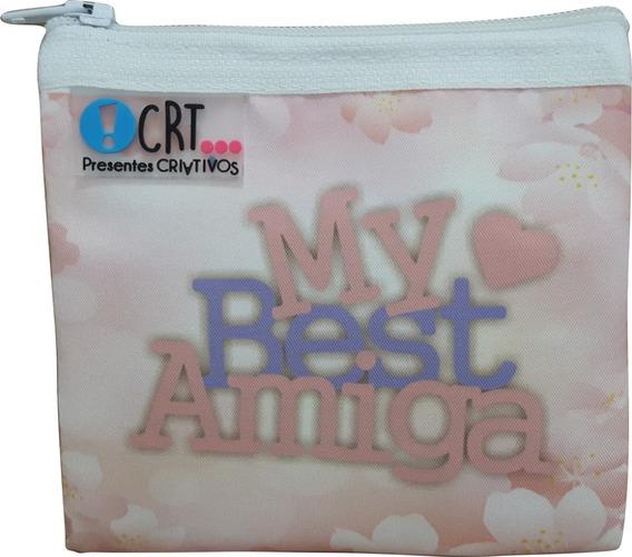 Necessaire Carteira - My Best Amiga