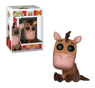 Muñeco Funko Pop Bullseye 520 Toy Story Disney Original