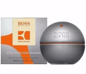 Perfume Hugo Boss Orange In Motion 90ml 100% Original
